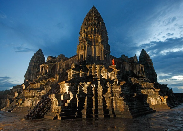 Angkor Wat-Most Mysterious Places In The World