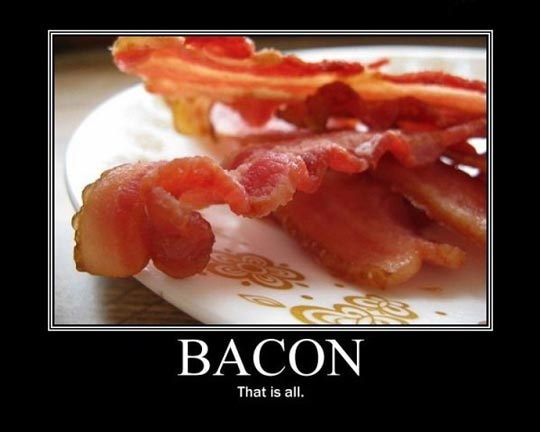 Bacon-Most Loved Foods In The World