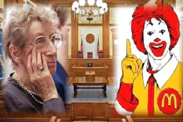 Stella Liebeck Versus McDonalds-Most Ridiculous Lawsuits