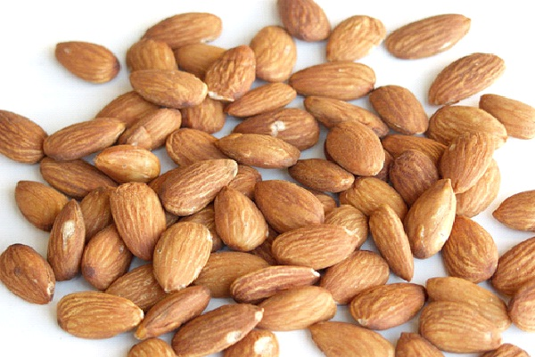 Almonds-Fat Burning Foods