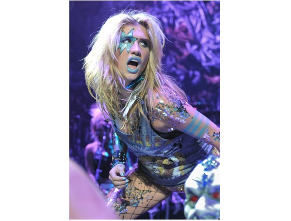 Ke$ha is Afraid of Squids-Facts About Ke$ha