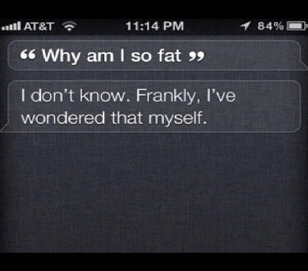 The Truth Hurts-12 Funny Conversations You Can Have With Siri