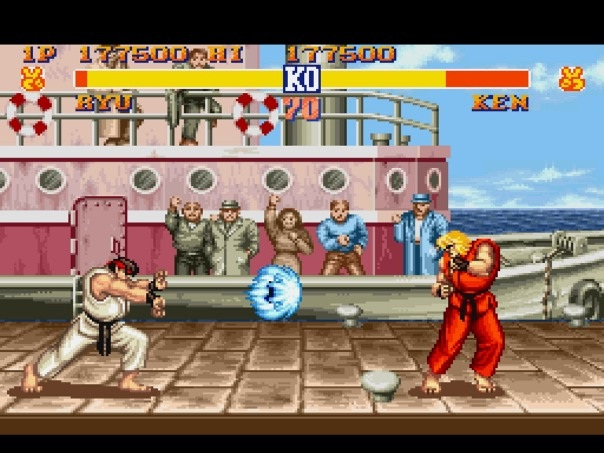 Street Fighter 2-Video Game Trivia