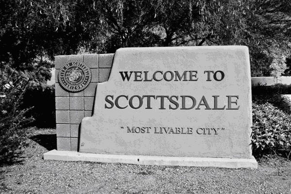 Scottsdale, Az-Safest US Cities To Live In