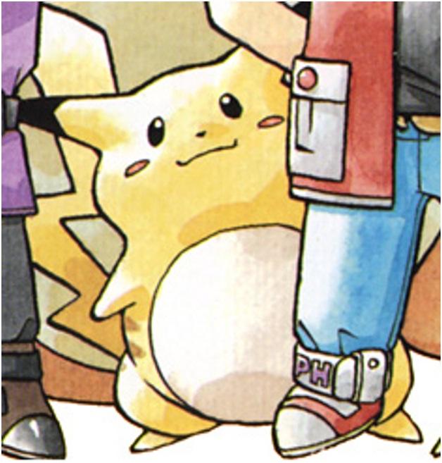 Original Pikachu-15 Mind Blowing Facts About Pokémon