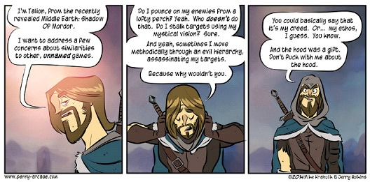 Penny Arcade - Jerry Holkins and Mike Krahulik-12 Funniest Webcomics On The Internet