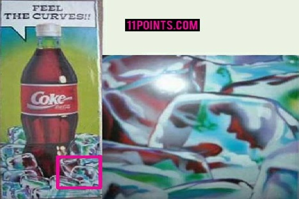 Coke-12 Subliminal Messages In Popular Advertisements