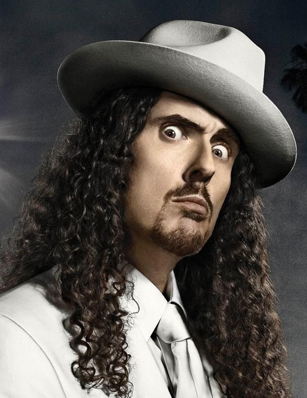 Weird al Yankovich-Celebrities With Surprising College Degrees