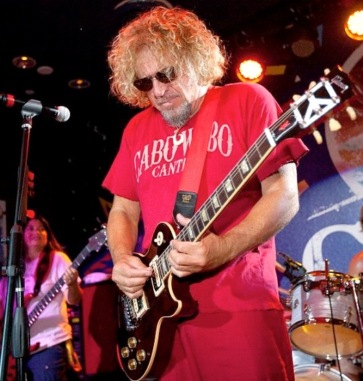 Sammy Hagar - Cabo Wabo-Celebrities Who Own Their Own Restaurants