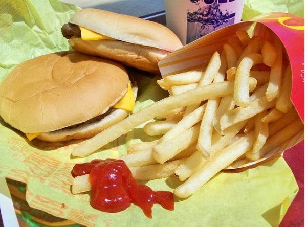 2 Cheeseburger meal-McDonald's Secret Menu Items You Didn't Know