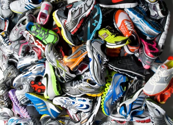 Shoes-Second Hand Items You Should Not Buy