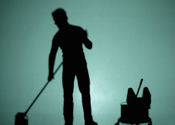 School janitor-15 Worst Jobs Ever