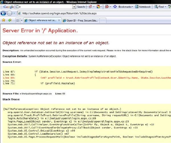 Poor error handling-Most Common Reasons Why Websites Get Hacked