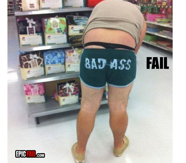 Clothes Swap-12 Funniest Thong Fails Ever