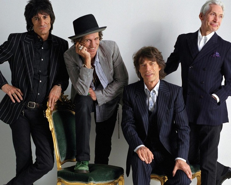 The Rolling Stones vs. Richard Ashcroft-Most Stupid Lawsuits In Music