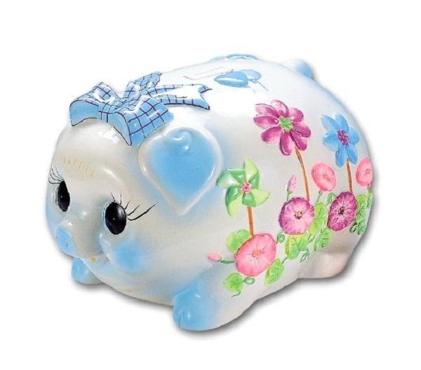 Flower Kitty-Cool Piggy Banks