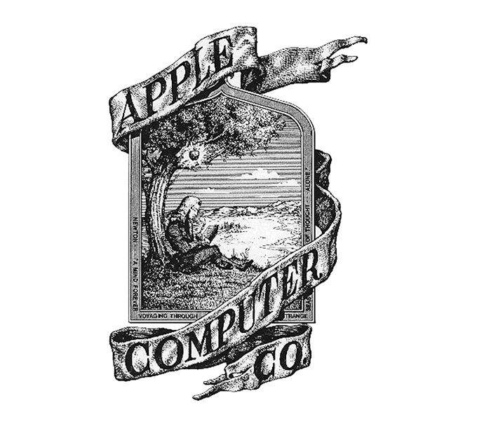 The logo-Mind Blowing Secrets About Apple That You Don't Know