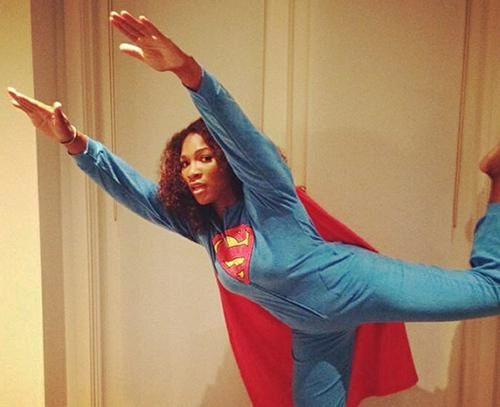 Serena Williams-Bizarre Celebrity Selfies