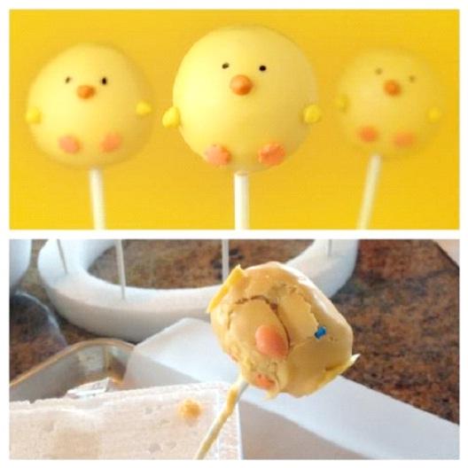 Cake Pop Fail-Hilarious Pinterest Fails