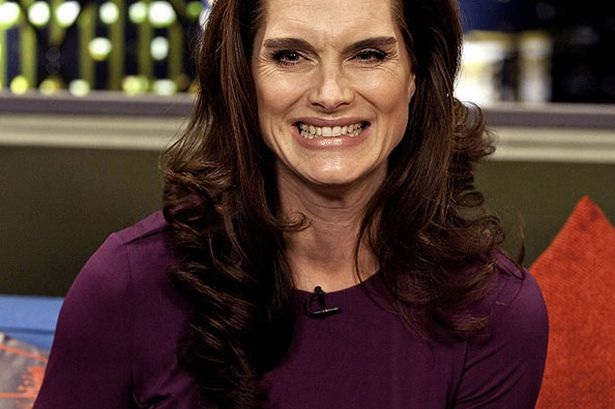 Brooke Shields-Celebrities Who Are Also Heirs