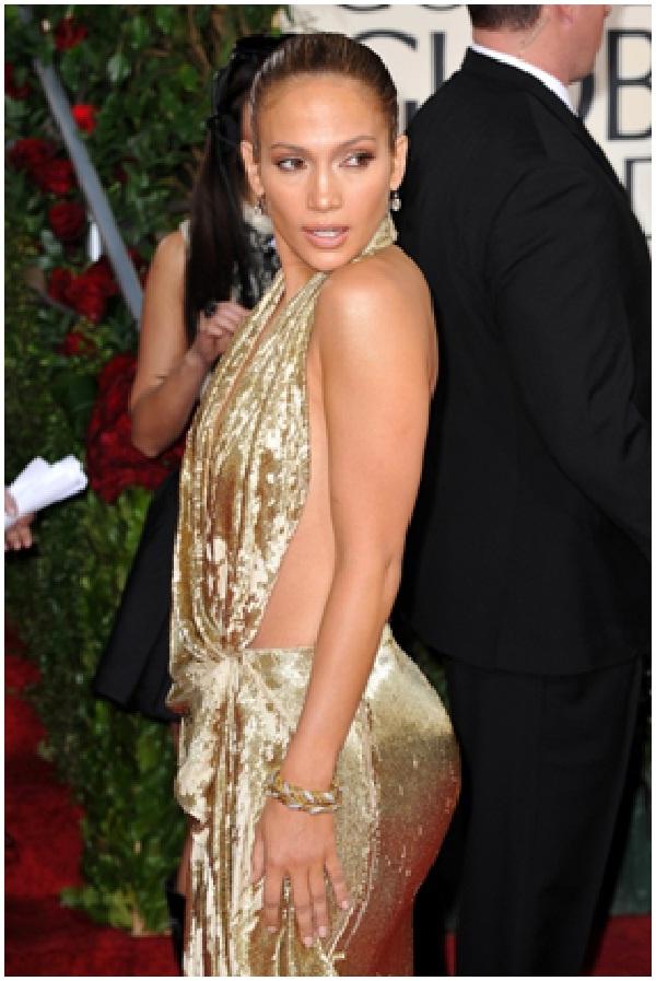 Jennifer Lopez's Butt-Celebrity Body Parts Insured For Millions