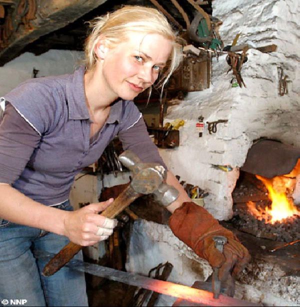 Blacksmith Water-Craziest Birth Control Methods