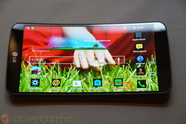 LG G Flex-Most Awaited Mobiles In 2014
