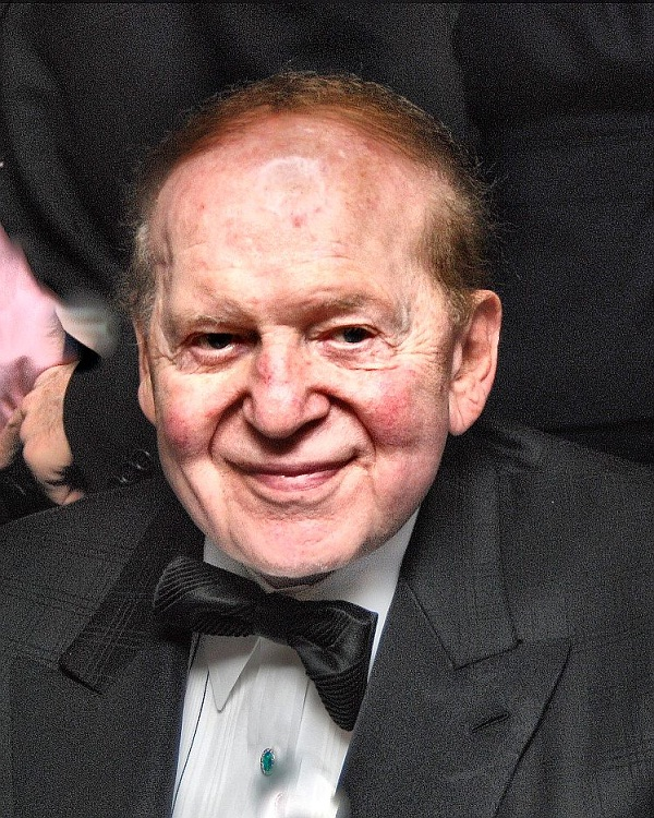 Sheldon Adelson-People Who Went From Rags To Riches