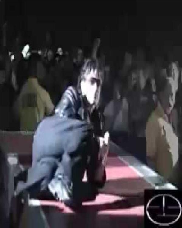 Bono-Hilarious Concert Fails Ever