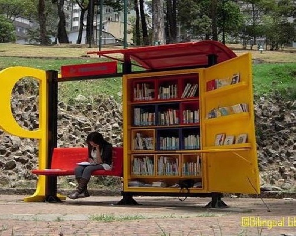 Educational-Cool Bus Stops Around The World