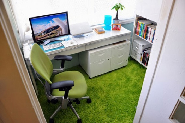 Out-Door Inspirations-Coolest Cubicles And Work Spaces