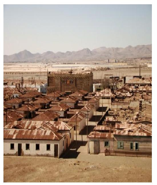 Humberstone-Most Abandoned Places In The World
