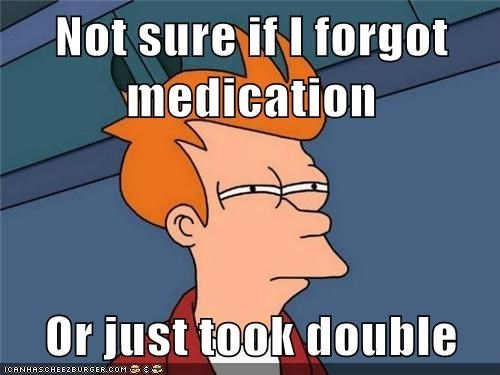 Medication-Most Forgettable Things By Us