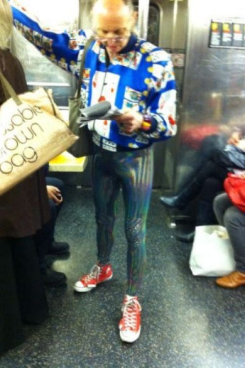 The Shirt Is Worse Than The Pants-Epic Fashion Fails