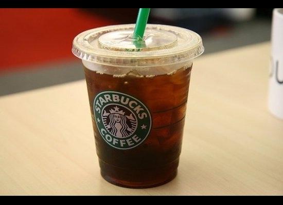 Green eye-Starbucks Secret Menu Items You Didn't Know