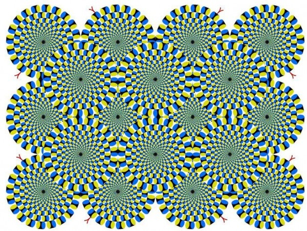 Depth perception-Ways To Trick Your Brain