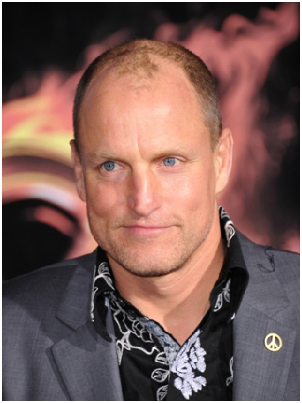 Woody Harrelson-12 Celebrities You Probably Don't Know Are Vegans