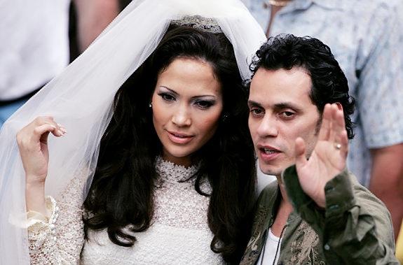 Jennifer Lopez-Celebrities Who Married Secretly