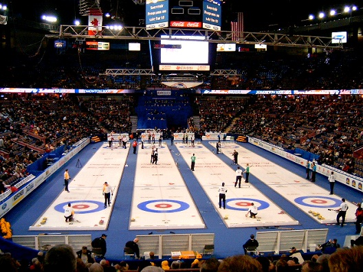 Curling-Sports Which Are Boring To Play