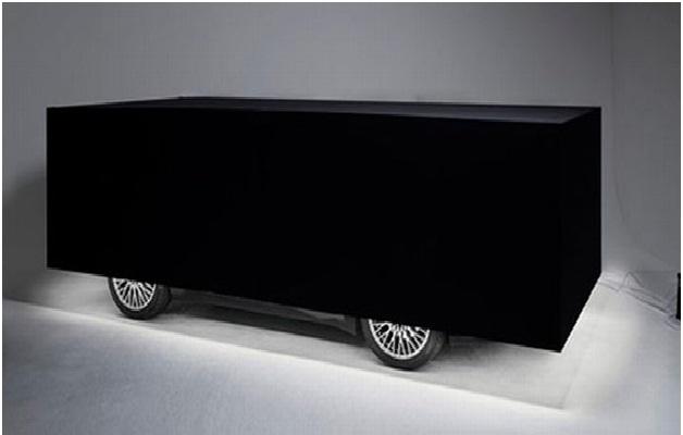Box Car Cover-Creative Car Covers