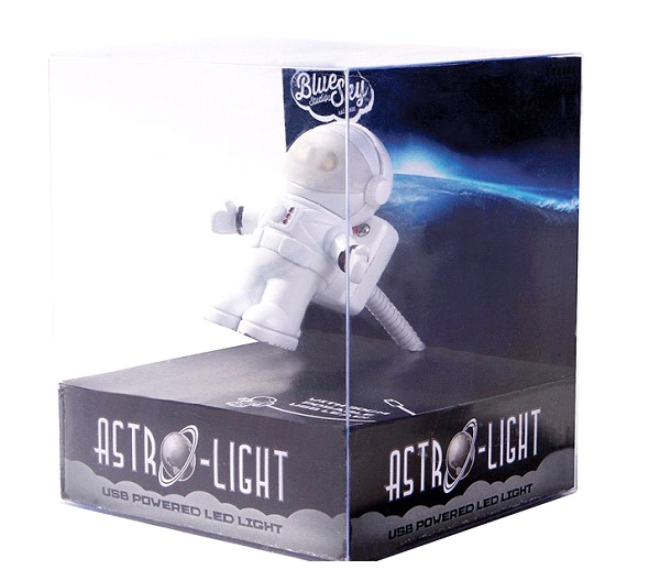 Astronaut USB Light-Coolest USB Accessories