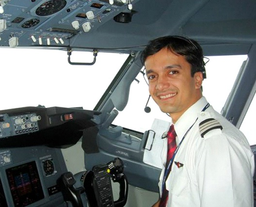 Commercial Pilot-Good Paying Jobs That Don't Require A College Degree