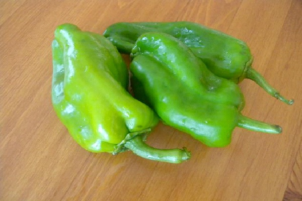Green Peppers-Most Favorite Pizza Toppings