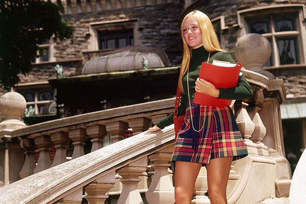 Princeton University-Hottest Colleges In The US