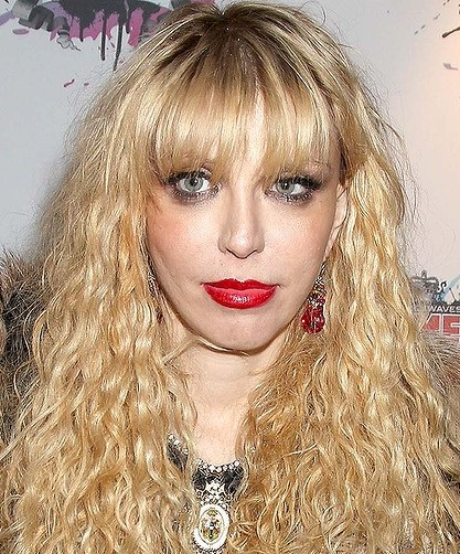 Courtney Love-Autistic People Who Got Famous