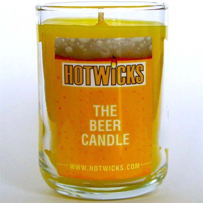Beer-Most Bizarre Scented Candles