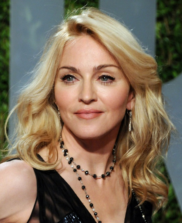 Madonna - Breasts-Strangest Insurances Done On Body Parts