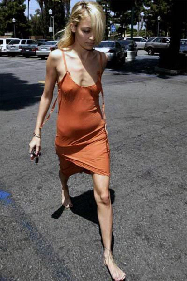 Nicole Richie-Celebs Who Lost Weight