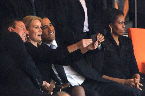 Exceptionally Bad Taste-Worst Funeral Selfies Ever