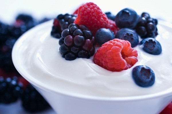 Yogurt with fruit-Foods That Cause Acne